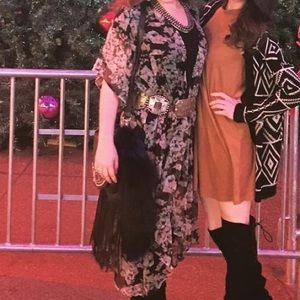 Betsey Johnson floral kimono
